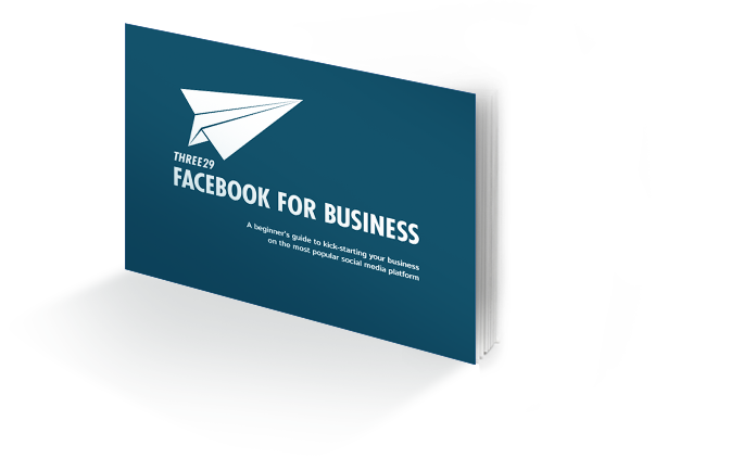 facebook for business - guide book