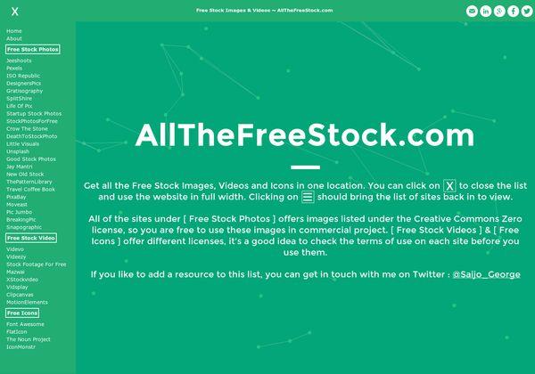 AllTheFreeStock