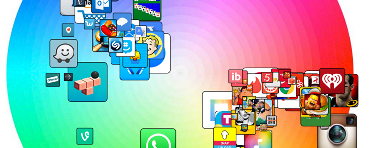 The Colors Of An App Icon