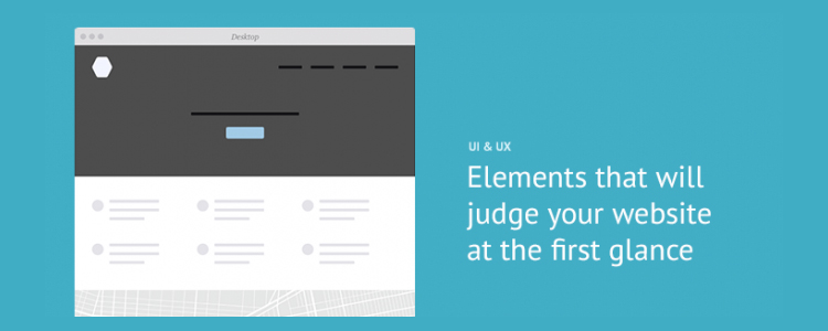 Here are some essential features to judge your website at a first glance.