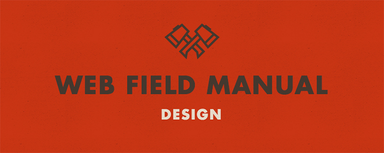 Web Field Manual is a curated list of resources focused on documenting only the best knowledge for designing experiences and interfaces on the web.