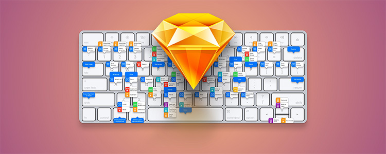 Sketch Keyboard Shortcuts and Tricks