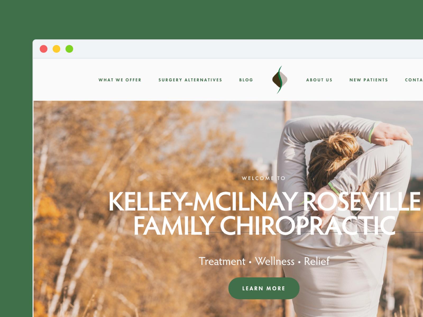 Kelley McIlnay Chiropractic
